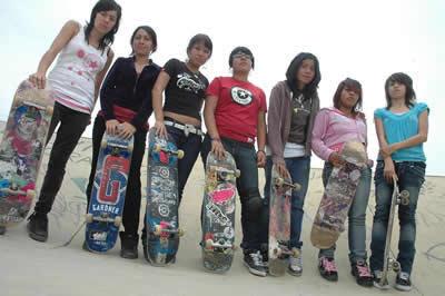 9d347dc4b69c6 Hasta hace unos 10 años hablar de mujeres skaters parecía un tema tabú